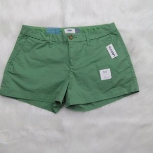 Old Navy Green Shorts Size 4